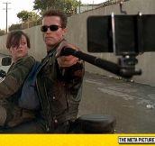 Hasta La Vista… Selfie