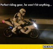 There's No Safer Riding Gear