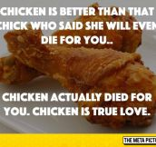 Truth About Chicken