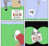 Free Balloon Rides