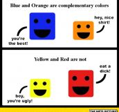 Complementary Colors Explained