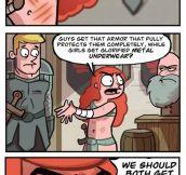 Video Game Logic Be Like