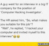 Interviewing Like A Boss