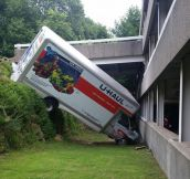 Well Crap, I Hope They Took The Insurance