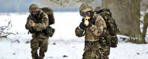 25 Military Photos Taken At Just The Right Moment