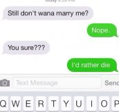 11 Hilarious Texts That You Can Expect From An Ex