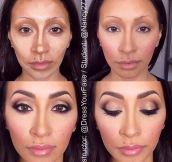 11 Super Awesome Contouring Ideas for Women… #9 is just downright majestic