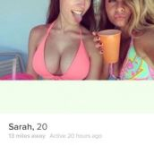 13 Tinder Girls Who Did a Great Job Distinguishing Themselves