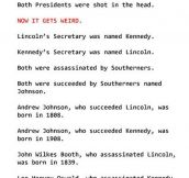 Some Really Strange Mind-Blowing Coincidences
