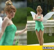 Cutest Tinkerbell Cosplay Ever