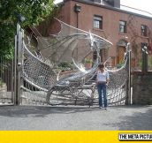 Spectacular Dragon Gate