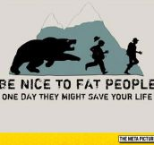 Be Nice To Them