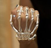 Awesome Skeleton Rings