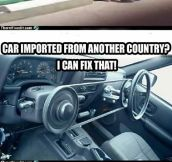 Oh, I Can Fix That