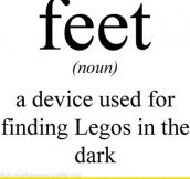 Proper Definition Of Feet