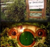 Ever Seen A Hobbit Dollhouse?