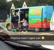 Daphne, The Later Years