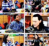 Oh, Poor Loki