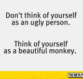 It's OK, You're Not Ugly