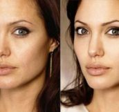 17 Celebs Who Fooled Us With Photoshop… #10 Seriously