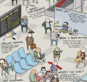 Airport Hacks To Make Flying Suck Less