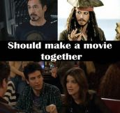 If They Ever Make A Movie Together