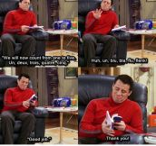 Nicely Done, Joey