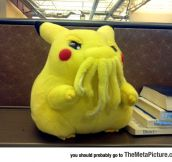 I Present To You, Pikacthulhu