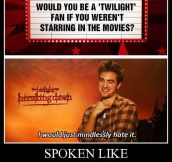 Would You Still Be A Twilight Fan?