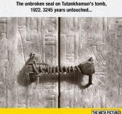 Unbroken Seal