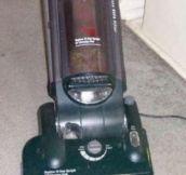 Vacuum Cat