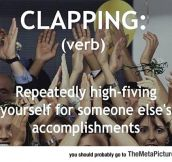 Meaning Of Clapping
