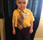 Little Dwight Schrute