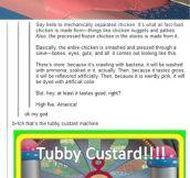 The Tubby Custard Machine