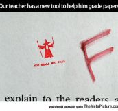 New Tool For Grading Papers