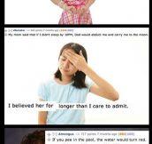 Shameful Lies Some Parents Tell Their Own Kids