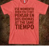 I Should Probably Comprar This Shirt