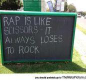 Rap Fact