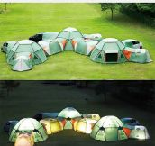 Camping Fort