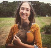 Baby Sloth Hug