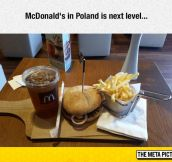 Next Level McDonald's
