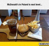 Next Level McDonald's