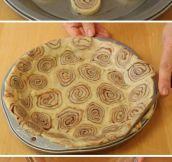 Cinnamon Pie Awesomeness