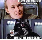 Vader's Sorcery