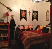 So Why Is This Not My Bedroom?