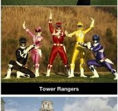 Tower Rangers