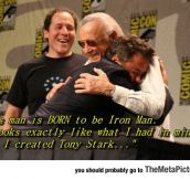 Stan Lee Is The Sweetest Man Ever