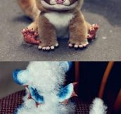 Realistic Fantasy Animal Dolls
