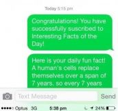 This Guy Tried To Scam Someone Via Text MessageBut What Happened Next Is Too Amazing – Dose – Your D