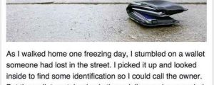 Man Finds A Heartbreaking Breakup Letter In A Lost Wallet. But Had No Clue It Could Lead To This